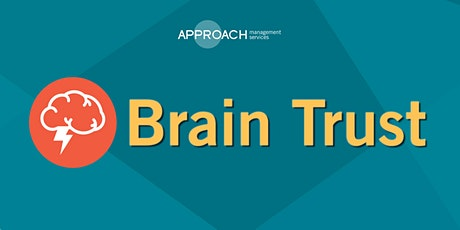 Brain Trust Webinar - April 2021 tickets