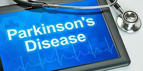 Virtual Parkinson's Disease Symposium for Veterans & First Responders tickets