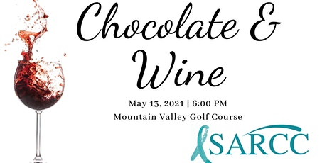 Chocolate & Wine 2021 tickets