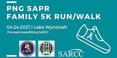 2021 SAPR 5K Fun Run tickets