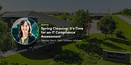 Spring Cleaning: It's Time for an IT Compliance Assessment tickets