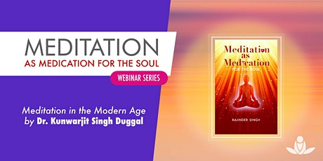 Meditation in the Modern Age  tickets