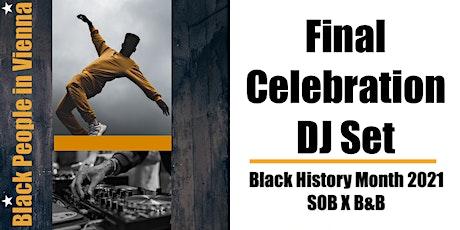 Final Celebration with Live DJ set tickets