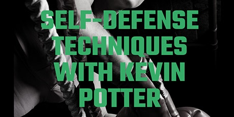 Self Defense Techniques with Kevin Potter | Every Saturday at 10AM tickets