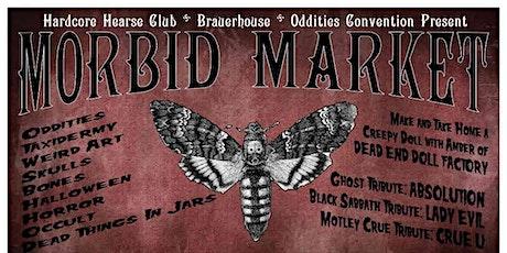 The Morbid Oddities Market tickets