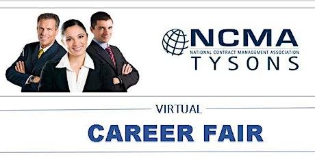 NCMA TYSONS CAREER FAIR VENDORS REGISTRATION tickets