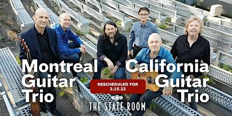 California Guitar Trio + Montreal Guitar Trio tickets