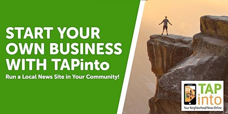 TAPinto Franchise Ownership Webinar tickets