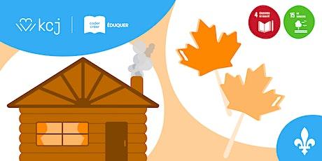 Enseignant·e·s: Célébrez le code avec une tradition québécoise ! billets