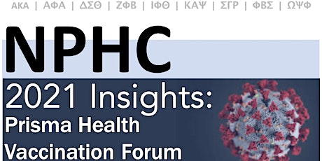 2021 NPHC - Health Vaccination Forum tickets