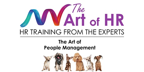The Art of People Management - Fall 2021 tickets