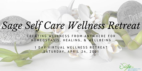 Sage Integrative Wellness Virtual Self Care Retreat tickets