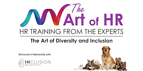 The Art of Diversity and Inclusion - Fall 2021 tickets