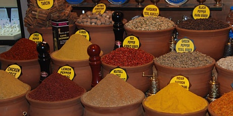 Exotic Spices, Food Heritage and Everyday Cooking tickets