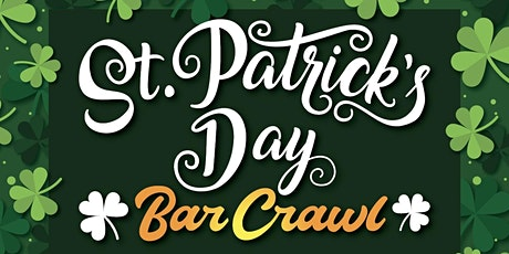 St. Patrick's Day Bar Crawl tickets