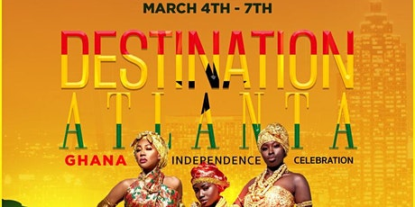 """AKWAABA"" Ghana Independence Celebration, Atlanta GA tickets"