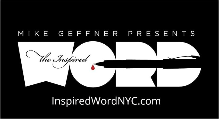 InspiredWordNYC 4th Sunday Showcase & Open Mic on Zoom image