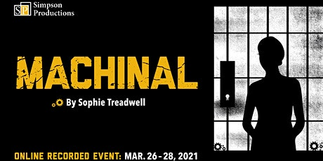 Machinal by Sophie Treadwell tickets