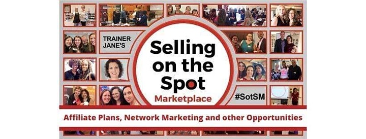 Selling on the Spot Marketplace-Network Mktg/Passive Income Opportunities image