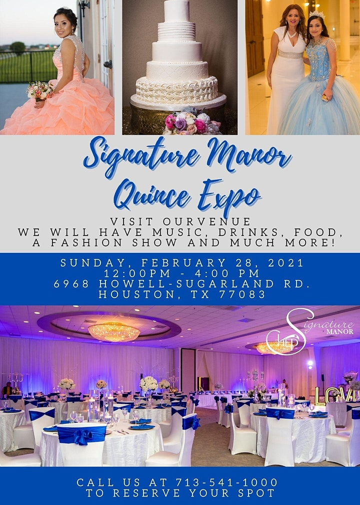 Signature Manor Quince Expo image