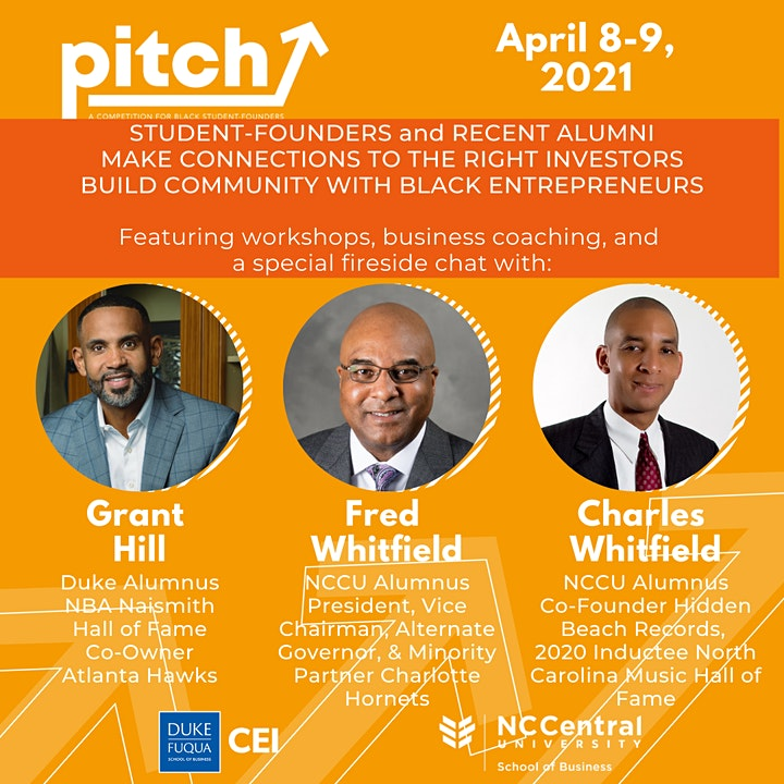 pitch: A competition for Black student-founders image