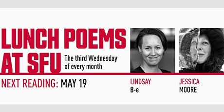 Lunch Poems presents Lindsay B-e & Jessica Moore tickets