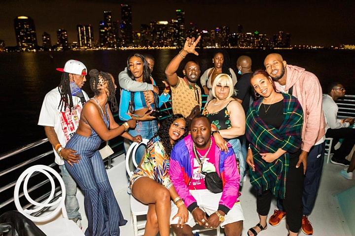 #SAVAGE YACHT PARTY MIAMI ALL-INCLUSIVE image