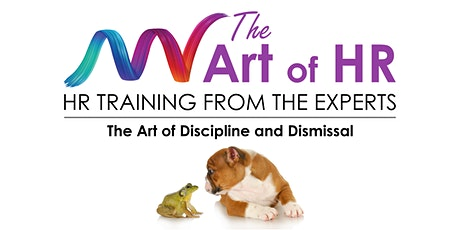 The Art of Discipline and Dismissal - Fall 2021 tickets