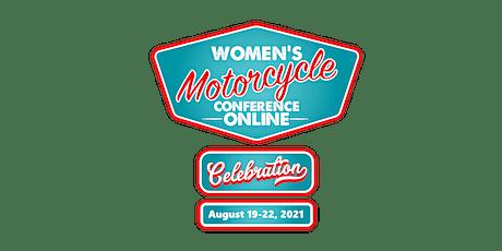 Women's Motorcycle Festival + Conference Arlington, VA - August 19-22, 2021 tickets