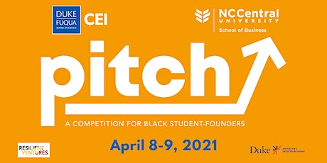 pitch: A competition for Black student-founders tickets