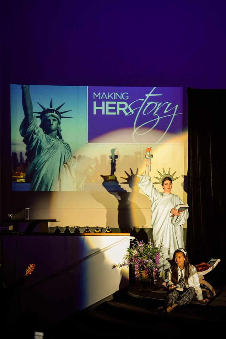 2021 Making HERstory-A Virtual Performance image