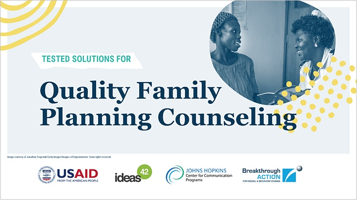 Encouraging Family Planning Counseling that Promotes Meaningful Choice image