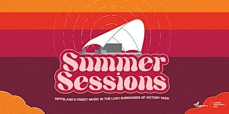 SUMMER SESSIONS -  Fruit Tree Magic, Hazel Ray & Jack Jones tickets