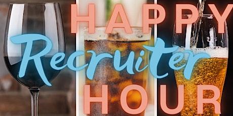 Happy Recruiter Hour tickets