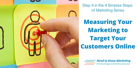 Measuring Your Marketing to Target Your Customers Online tickets