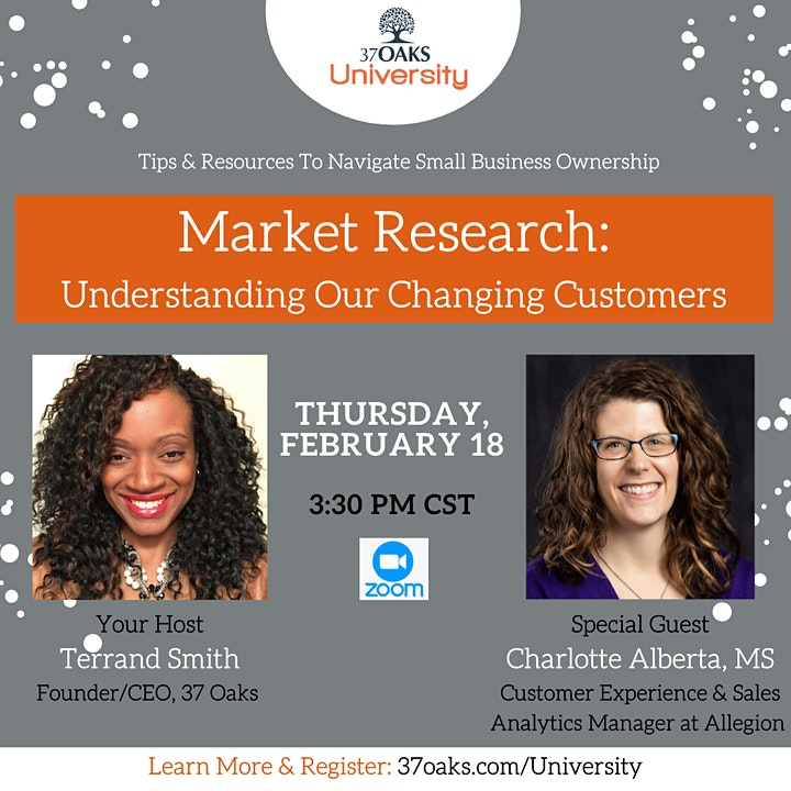 37 Oaks' Bob & Weave: Market Research- Understanding Our Changing  Customer image