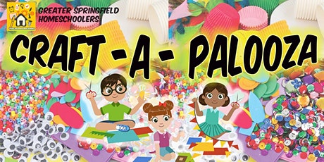GSHS Craft -a- Palooza Term 1 tickets