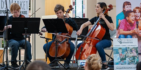 String Chamber Ensemble - 2021 Tampa Music Summer Camp tickets