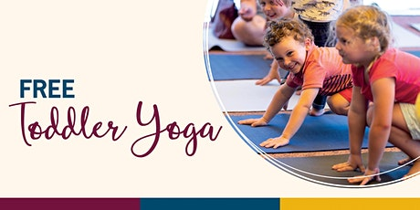 Toddler Yoga tickets