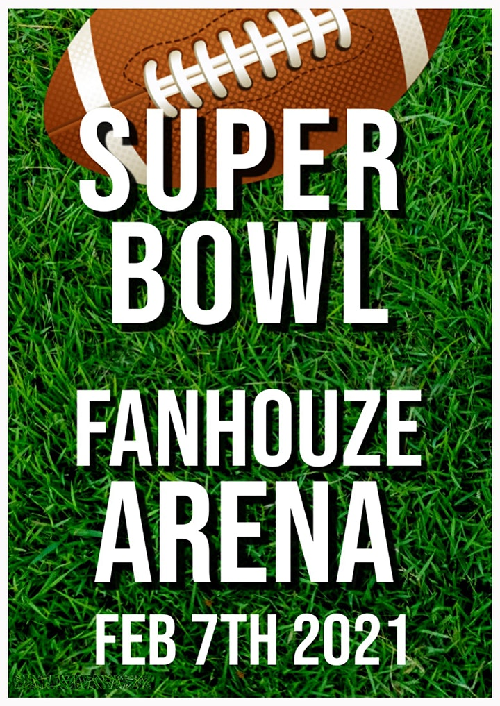 SUPERBOWL LV - ZOOM *FREE* PRE-GAME PARTY! image