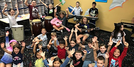2021 Music Summer Camp in Brandon - Week 1 tickets