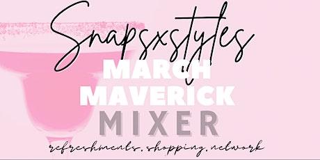 March Maverick Mixer tickets