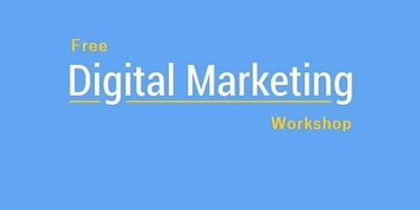 免費 - Digital Marketing Workshop (Cantonese Speaker) tickets