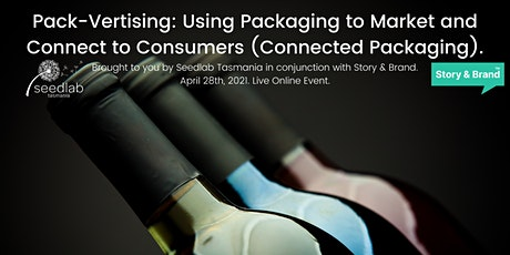 Pack-Vertising: Using Packaging to Market and Connect to Consumers. tickets