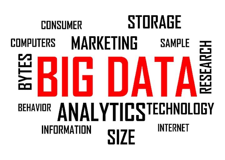 Free (Virtual) Data Analytics, Big Data & Blockchain, Tues  March 23, 2021 image