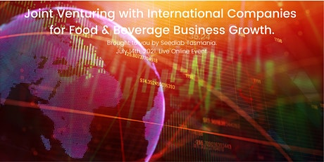 Joint Venturing with International Companies for Food and Beverage Business Tickets