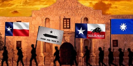 REMEMBER THE ALAMO CEREMONY tickets