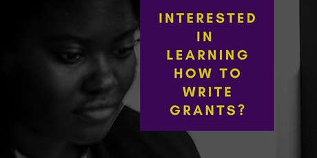 Grant Writing March 2021- Ideas to Possibilities tickets