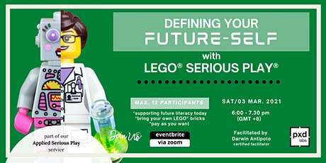Defining Your Future-self with Lego® Serious Play® tickets