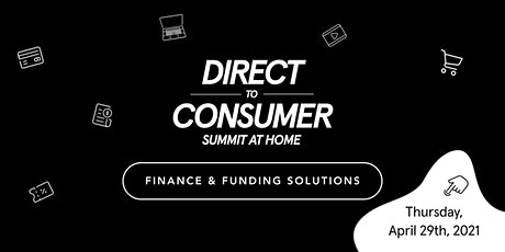 FounderMade's D2C Summit: Finance & Funding tickets